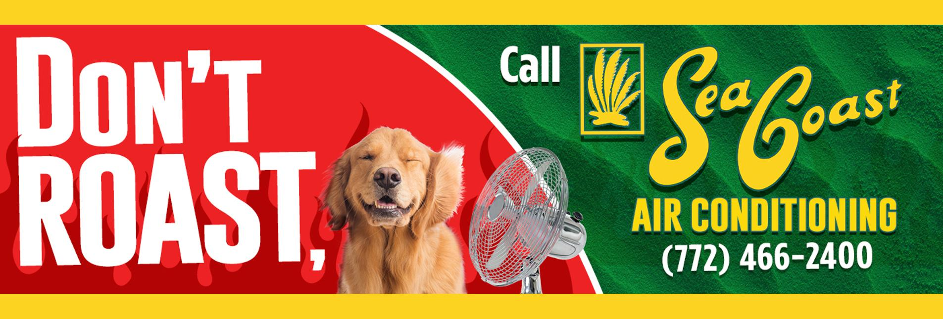 Call Sea Coast Air Conditioning Stuart FL